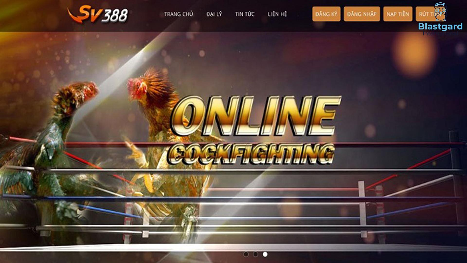 Link đăng ký đá gà SV388