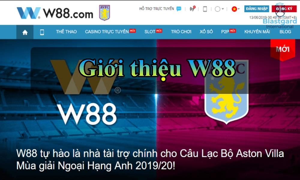 Giới thiệu W88
