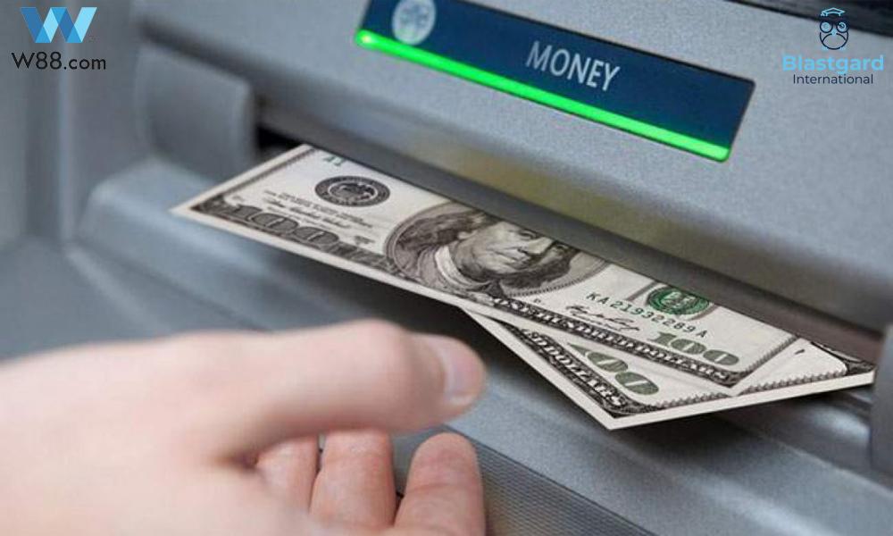 Những ngân hàng hỗ trợ nhận tiền
