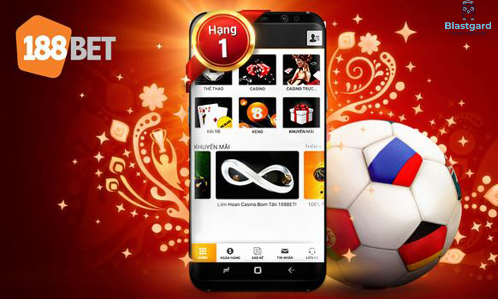 Download ứng dụng 188Bet cho Android