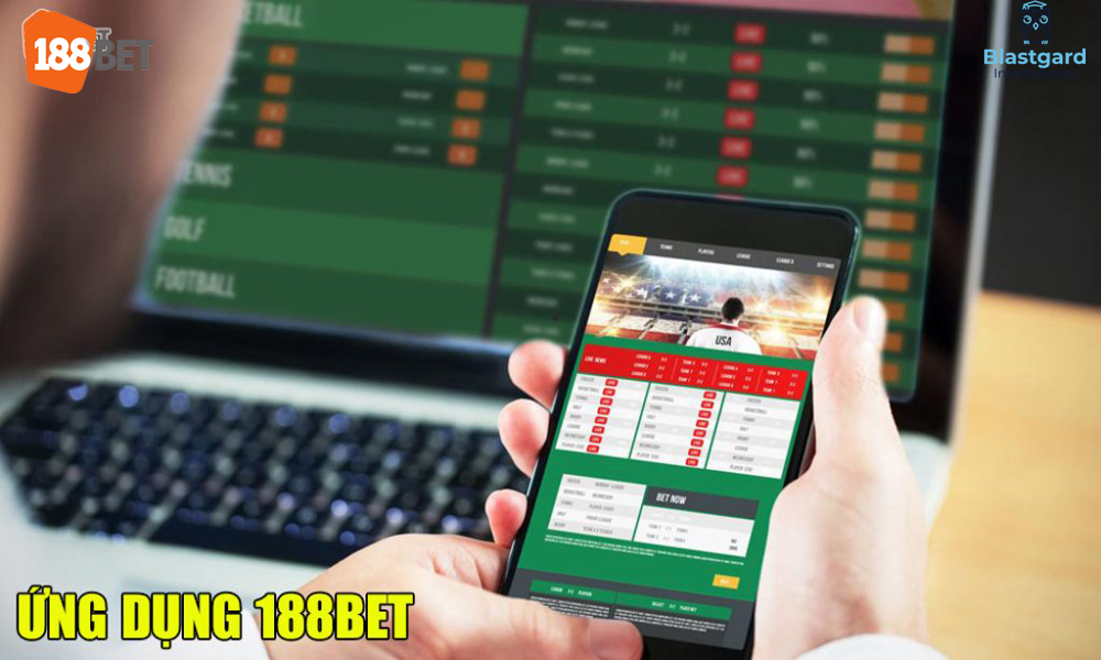 Download ứng dụng 188Bet cho iOS