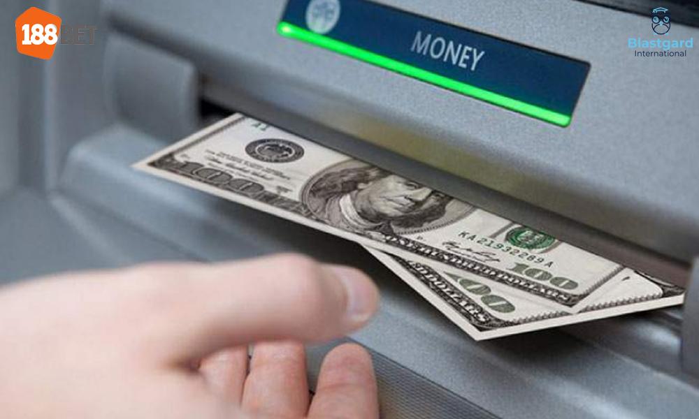 Một số lưu ý khi rút tiền tại nhà cái 188Bet