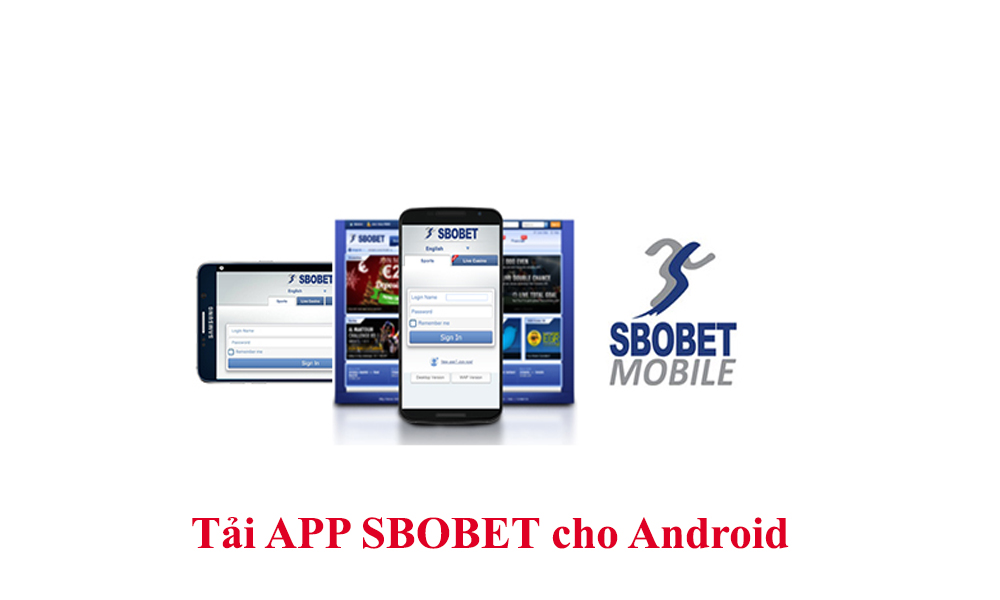 Tải APP SBOBET cho Android