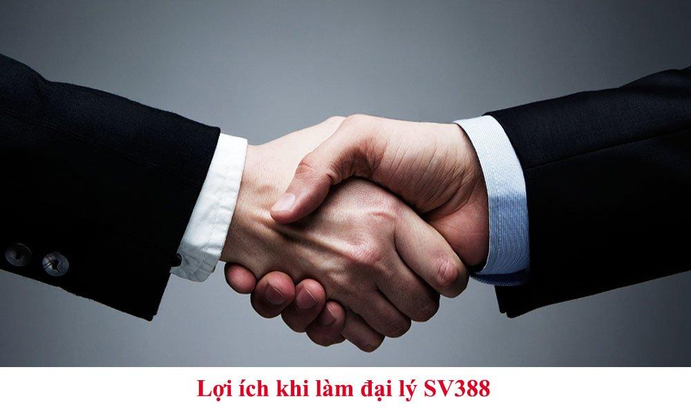 Lợi ích khi làm đại lý SV288